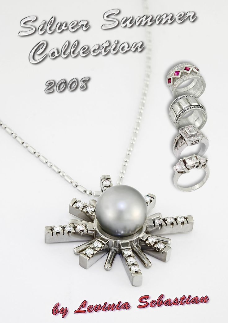 Jewelery images for marketing purposes