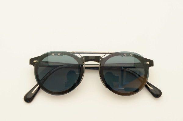 OLIVER PEOPLES|オリバーピープルズ Gergory Peck(グレゴリー・ペック)2| Original Clip-on sunglass | ponmegane