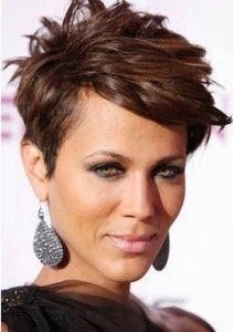 Entdecken Sie die vielfältige Auswahl der neuesten Farbtrends für kurzes Haar. | www.kurzhaarfrisu…