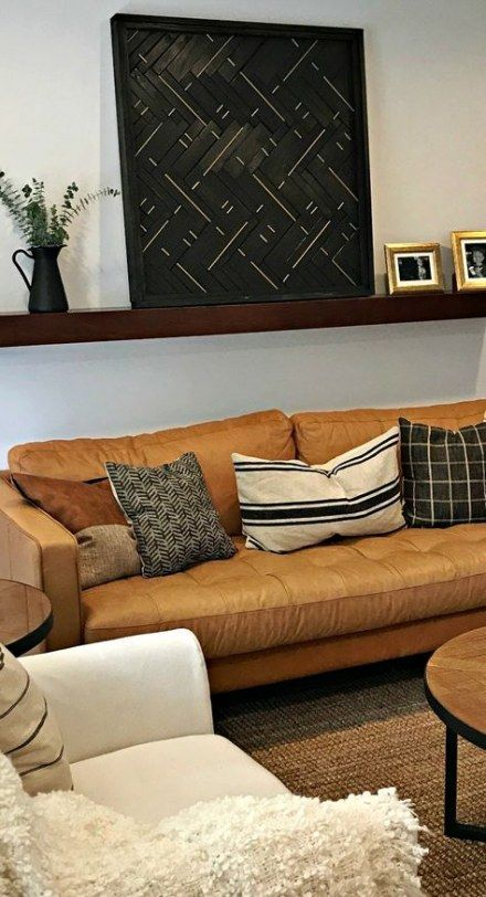 Best Wall Shelves Above Couch West Elm 61 Ideas