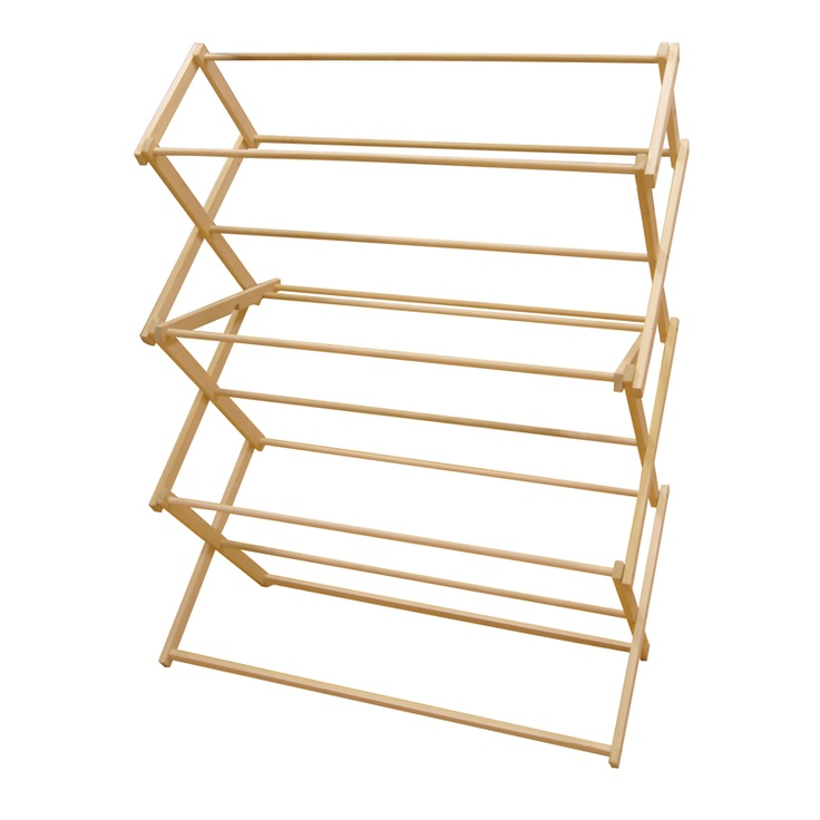 86 Best Images About Wooden Clothes Drying Racks Mostly