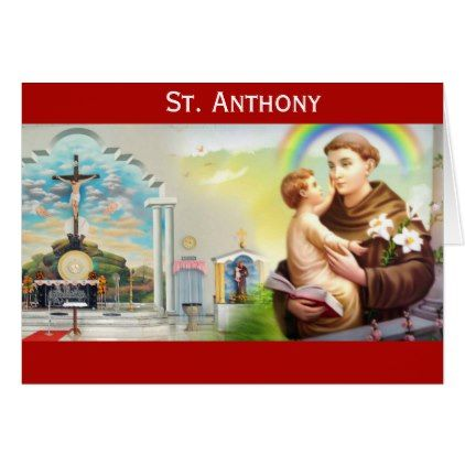 St.Anthony/n Card - New Year's Eve happy new year designs party celebration Saint Sylvester's Day