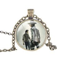 New Design Movie Jewelry The Walking Dead Necklace Pendant //Price: $9.95 & FREE Shipping //     #carlgrimes