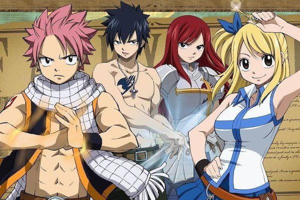 Fairy Tail Anime on kawaiism.org - Anime, manga, videogames and figures database! Search for your favorite stuff, read news and articles.