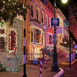 Best 25+ Christmas lights display ideas on Pinterest | Christmas ...