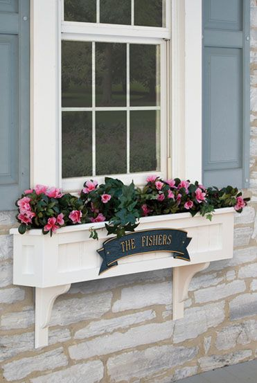 152 Best Window Boxes & Container Gardens Images On Pinterest