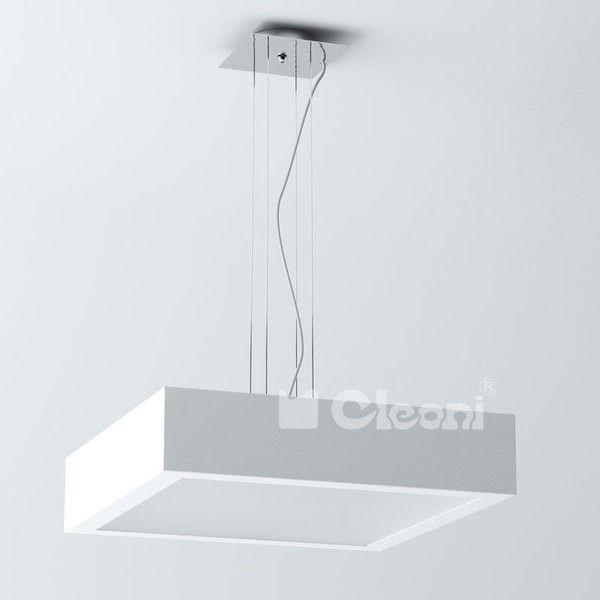 Lampy Cleoni  Nekla 70 Wisząca - Cleoni - lampa wisząca    #design #promo #lamp #interior #Abanet #oświetlenie_Kraków #Cleoni  ZW104f 1152W4
