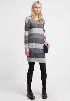 GAP - Gebreide jurk - light grey heather