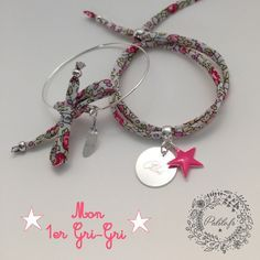 Mon 1er Gri-Gri My Liberty   Bracelet Bébé & Enfant by Palilo   COLLECTION ENFANT