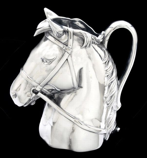 Equestrian - Thoroughbred Pitcher