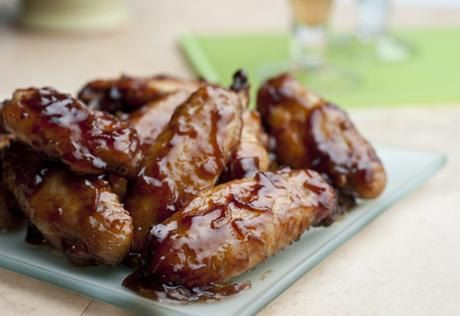 Tangy Baked Wings Recipe by THEEXCLUSIVELINE on Etsy