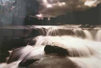 Waterfall Rapids | Scenic | Hardboards | Wall Decor | Plaquemount | Blockmount | Art | Pictures Frames and More | Winnipeg | MB | Canada