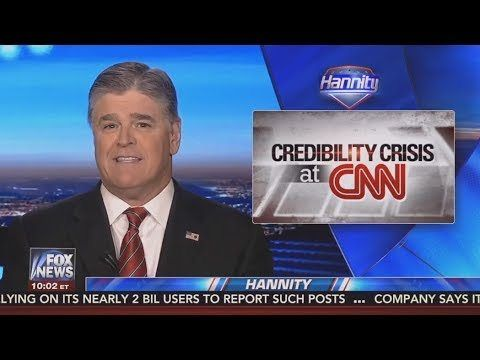 Sean Hannity 6/27/17 - Hannity Fox News June 27, 2017 - DESTROYS CNN FAKE NEWS MEDIA