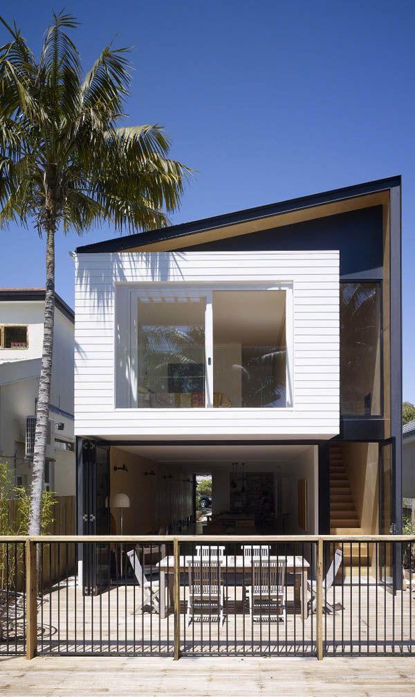 House Shmukler designed by Tribe Studio. Photo – Brett Boardman.