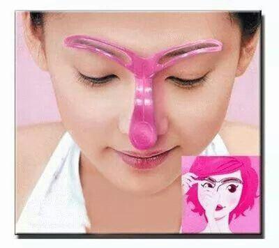 Eyebrow Template / eye brow alat bantu untuk membuat alis Rp. 15.000  Best Seller di Jepang, Korea, dan Taiwan.  Eyebrow Template adalah sebuah produk kecantikan populer yang akan membantu anda untuk membentuk dan merias kedua alis mata anda. Alis mata anda akan terlihat sempurna, simetris panjang dan bentuknya sekaligus merapikan tiap sisinya.  Eyebrow Template sangat mudah digunakan & sederhana. Anda tinggal menempelkan kemudian anda sesuaikan dengan bentuk area T dan alis anda.  Cara…