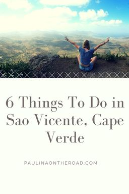 Discover the highlights of Sao Vicente, Cape Verde (Cabo Verde). What to do, hiking, food, restaurant, party and music including Cesaria Evora.