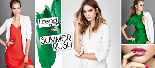 Monalicious World: Preview: trend IT UP Limited Edition: Summer Rush
