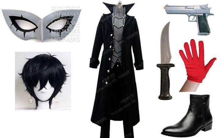 Joker from Persona 5 Costume