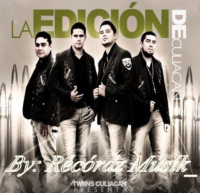 LA EDICION DE CULIACAN-EL BOCA SECA(ESTUDIO 2013) Single : Corridos en estudio 2013 - Sinaloa-Mp3
