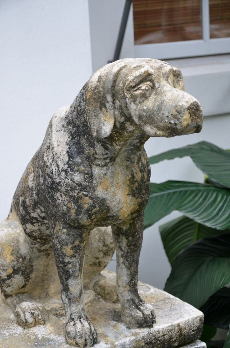 24 Best Images About Vintage Statuary On Pinterest