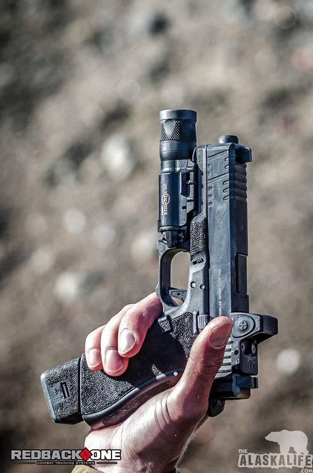 Glock Salient Arms International. Nice Glock. Could use a threaded barrel for a suppressor though.