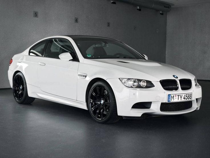 2009 BMW M3 Alpine White Edition