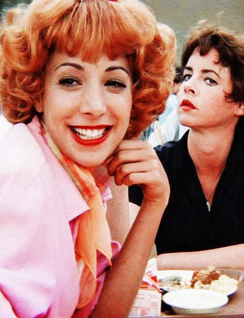 didi conn and stockard channing in grease 1978 actors