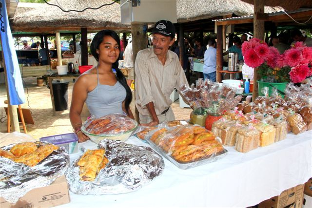 Saturday morning market - every weekend in Greyton - Overberg - Western Cape - South Africa