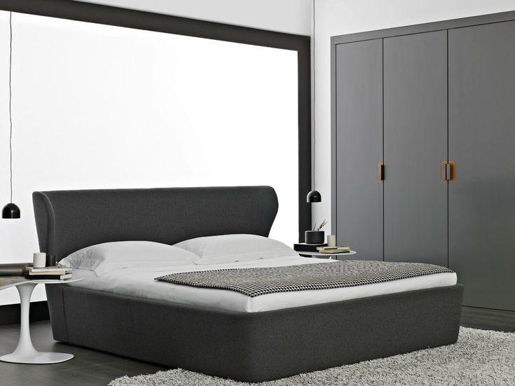 die 146 besten bilder zu bedroom auf pinterest   pariser apartment ... - Wohnung Mit Minimalistischem Weisem Interieur Design New York