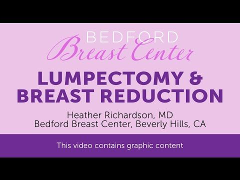 Lumpectomy, Sentinel Lymph Node Removal and Simult…