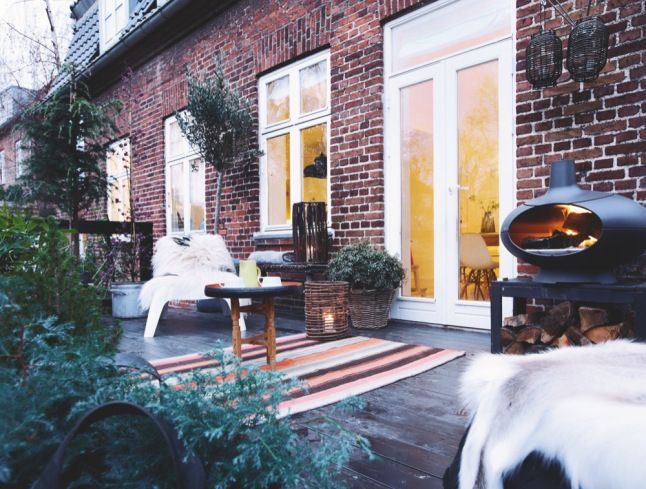 A Danish home with a warm soul and quirky touches (via Bloglovin.com )
