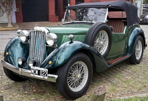 1938 Talbot London Ten Tourer -
