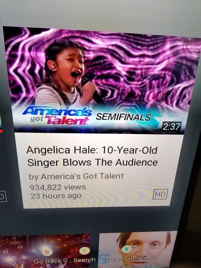 Kids these days will do anything to be famous...
