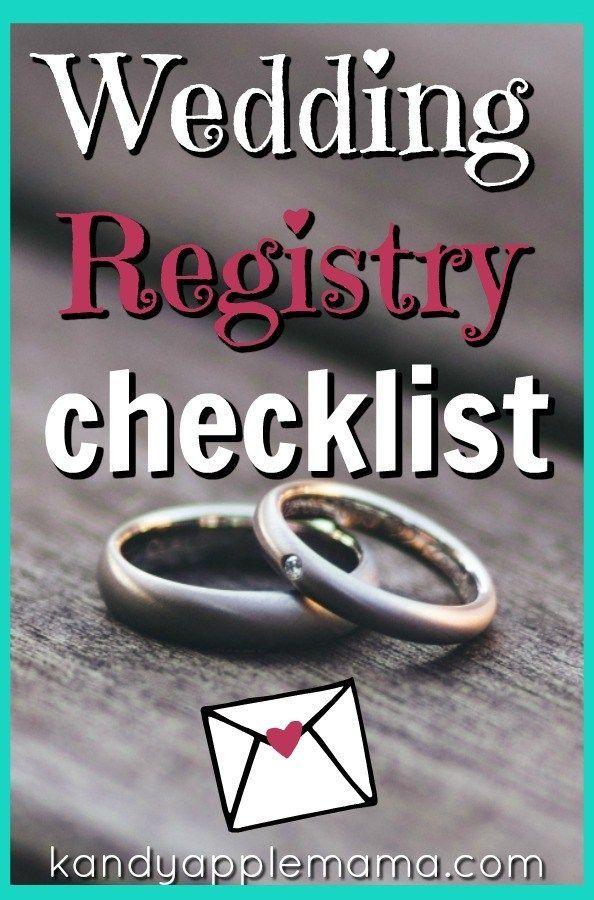 The 25 best best wedding registry ideas on pinterest wedding wedding registry the best place to register a registry checklist junglespirit Image collections