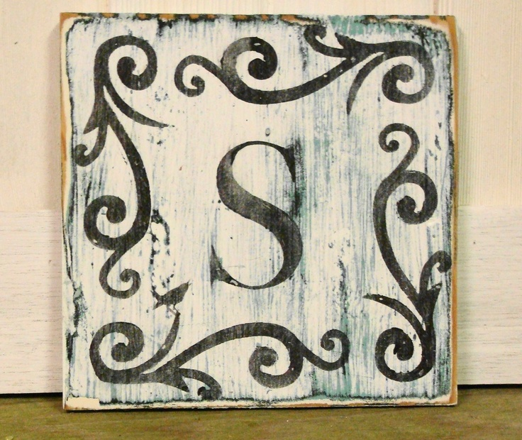 Initial Wall Decor 141 best the letter s images on pinterest | alphabet letters