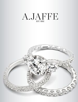 A Jaffe Engagement Rings & Wedding Bands
