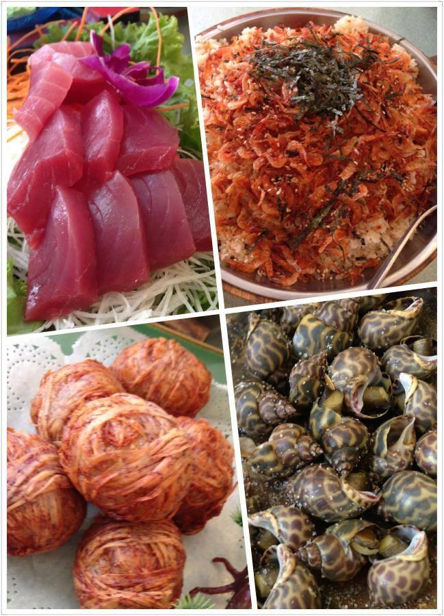 【台湾屏東枋山放送】昼食 非常に美味しい!