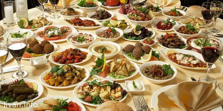 Ливанская кухня Самая популярная из всех ближневосточных кухонь это Ливанская кухня
