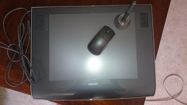 """Wacom Intuos3 A3  pen   souris""""Le Grip Pen ergonomique, associé auxExpressKeys programmables et au Touch Strip,optimise le flux de travail,l´efficacité et laproductivité dans les applicationscréatives.""""drivers disponibles en ligne sur le siteconstructeur.*il s'agit d'une tablette A3.* - Largeur utile :A4. A louer exclusivement sur www.placedelaloc.com"""