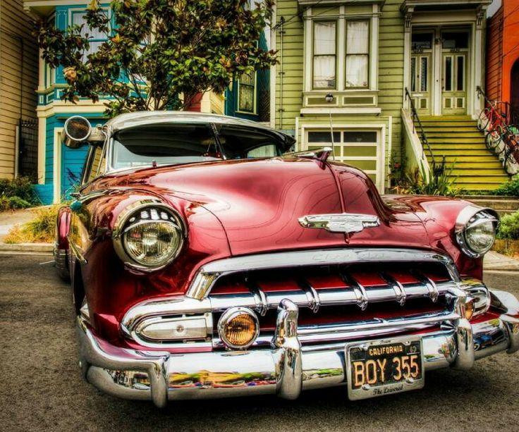 Carros antigos!