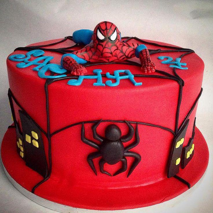 best 20 gateau anniversaire spiderman ideas on pinterest gateau spiderman g teau d. Black Bedroom Furniture Sets. Home Design Ideas