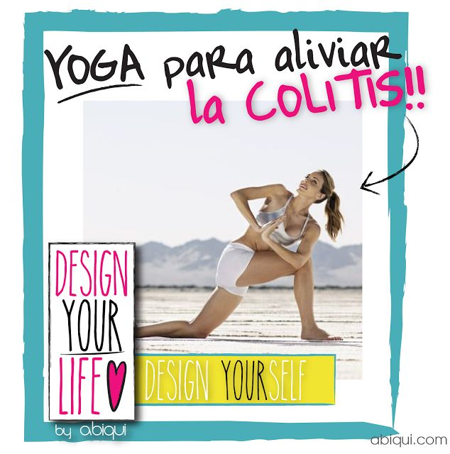 Yoga para aliviar la colitis! #Salud #abiqui #Yogi #digestion #Detox