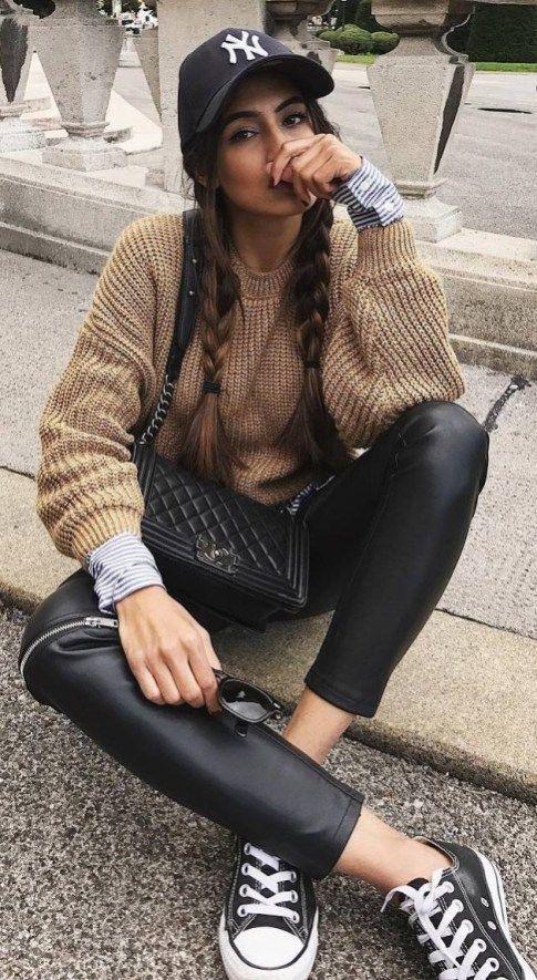 35 Basis-Outfits für den Herbst kopieren jetzt #basic #herbst #j … – Schuhtrends | Schuhe
