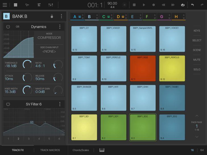 Intua has announced BeatMaker 3, a major update to its iOS digital audio workstation.