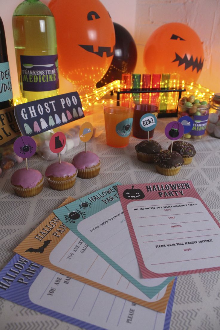 44 best images about FREE Halloween Party Printables on Pinterest ...