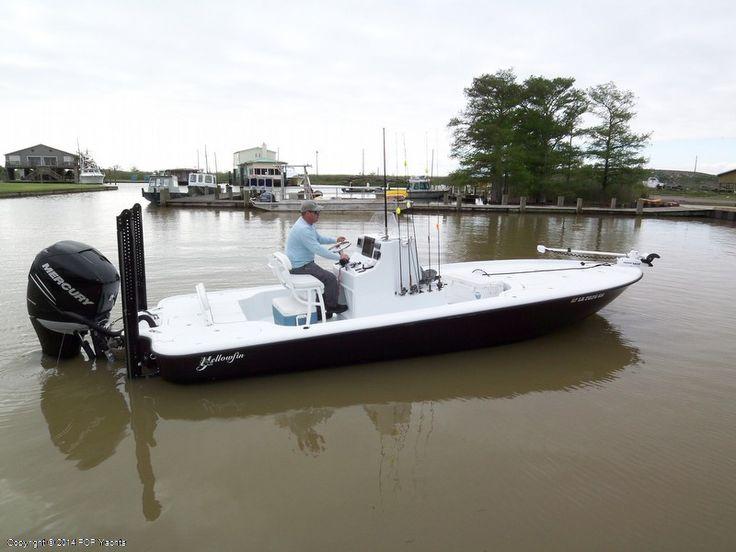 2013 Yellowfin 24 Bay Boat Bay Boats, $ 99,000.00
