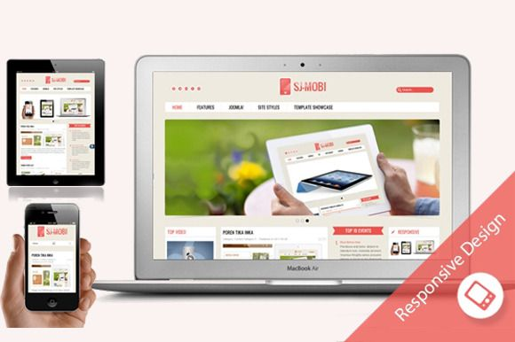 Inspired by mobilization and responsive Web design, SJ Mobi - Joomla Template has been released. Allowing the visitors from any source, who are possessing many devices for many purposes; increasing your traffic by serving various screen sizes; let check to see how amazing this is...