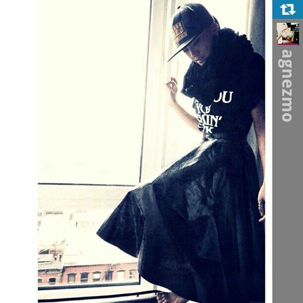 #style fashion.. @AGNEZ MO