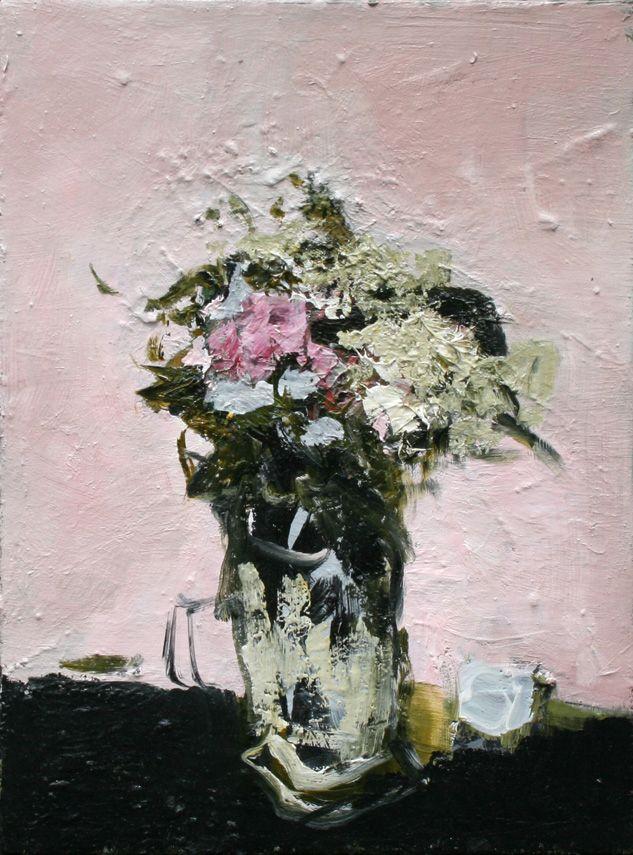"iamjapanese: "" Jennifer Hornyak(British/Canadian, b.1940) Pink and Pink 2008   via """
