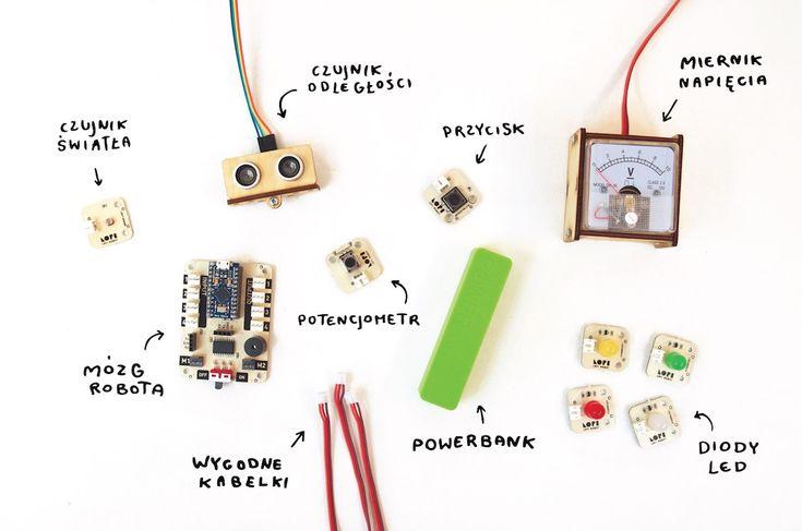LOFI Brain - arduino compatible robot controller